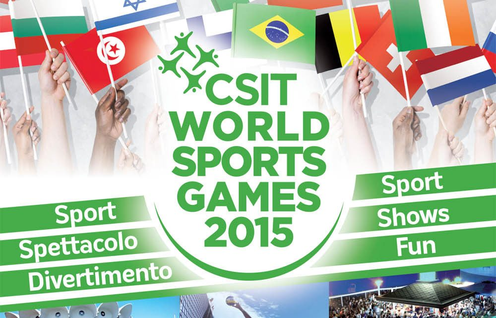 At the Games CSIT the patronage of the Presidency of the Council of Ministers