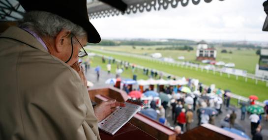 horse racing betting work