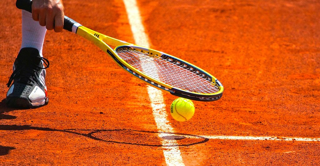 tennis betting market